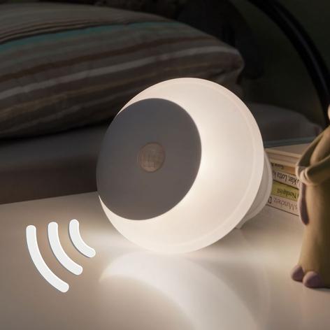 Paulmann Viby veilleuse LED, mobile, rond