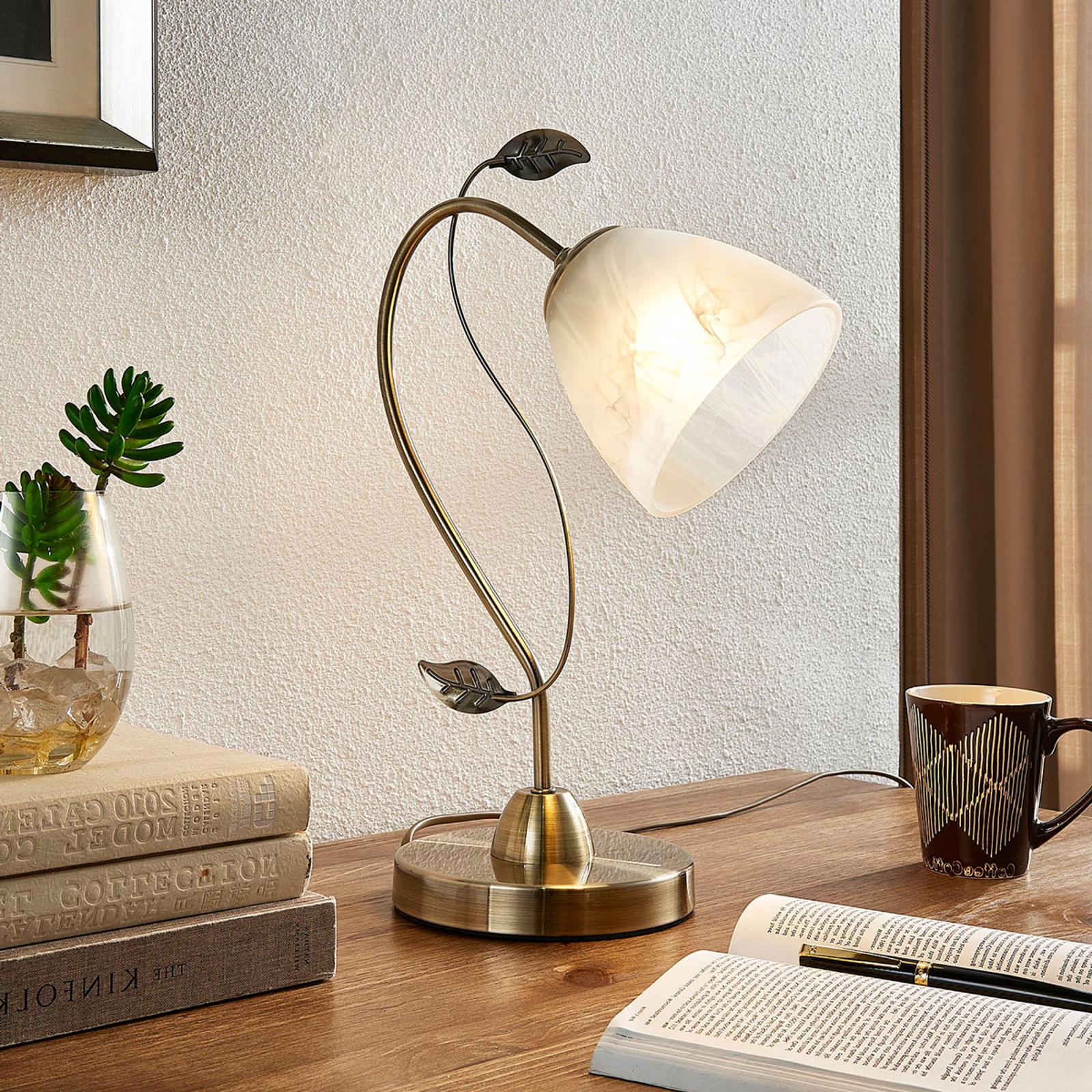 Stolná lampa Michalina v klasickom štýle_9620776_1