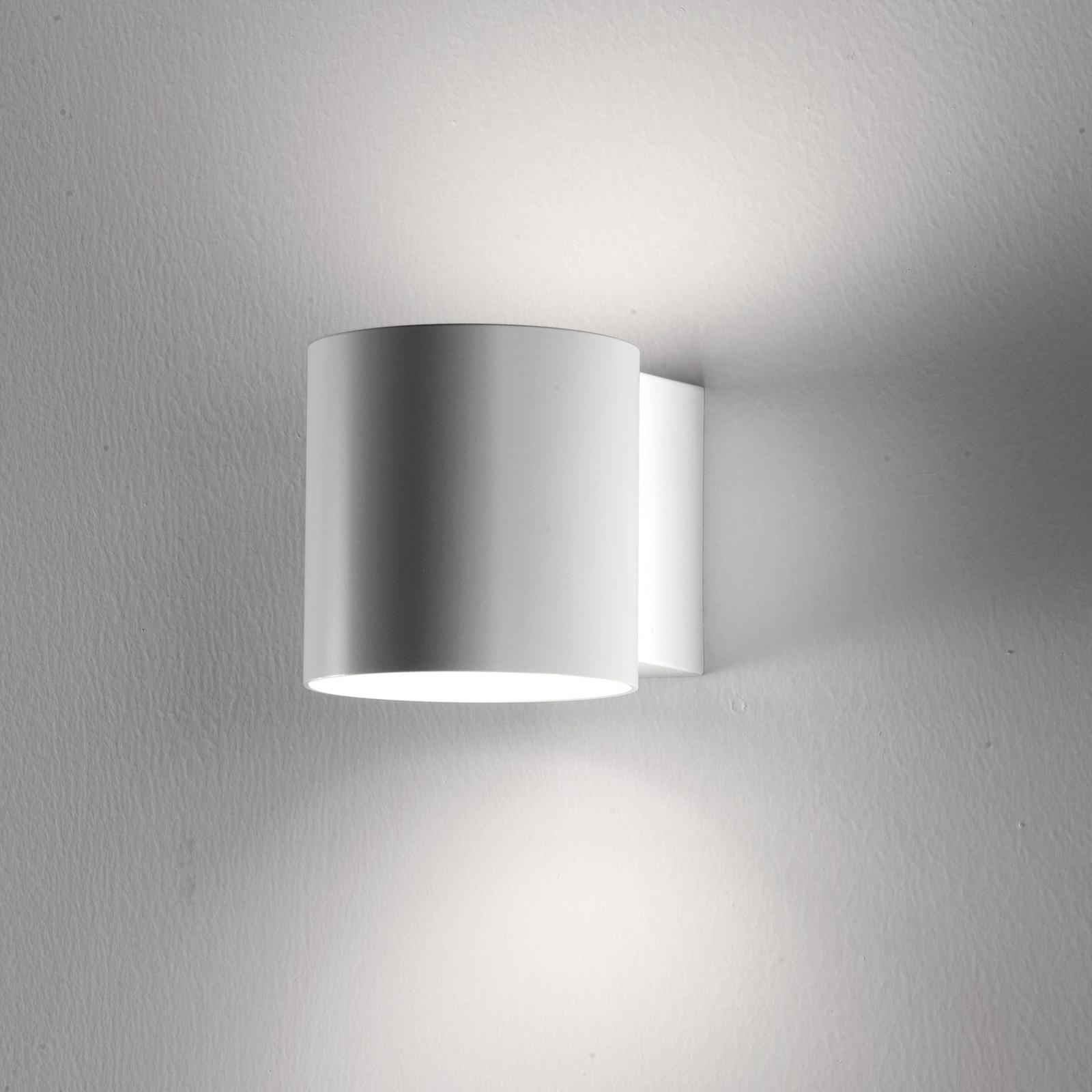 Martinelli Luce Tube Wandlampe, Metallschirm 14 cm