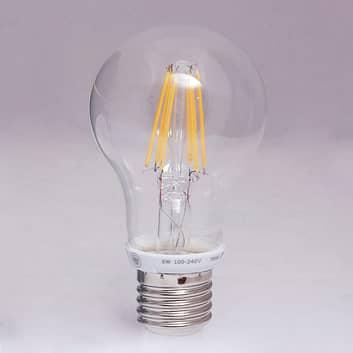 E27 8 W 827 LED gloeilamp