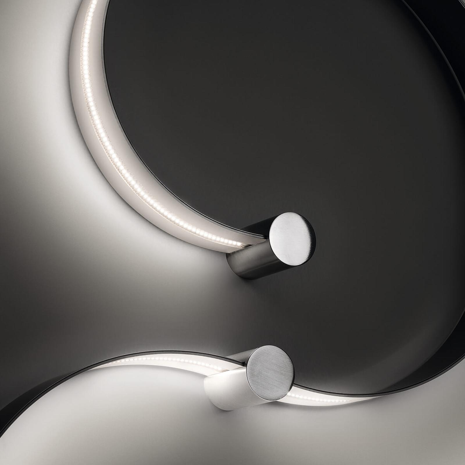 Böjbar LED-vägglampa FormaLa2