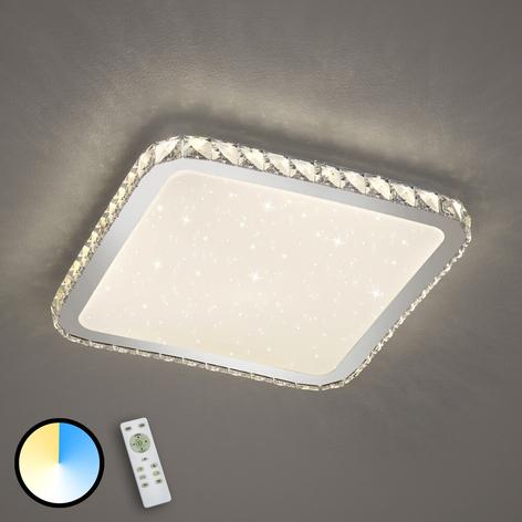 Plafón LED Sapporo con diseño Starlight-Cover