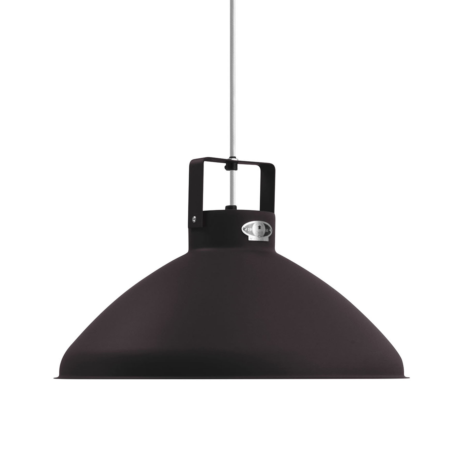 Jieldé Beaumont B360 lampa wisząca czarna matowa