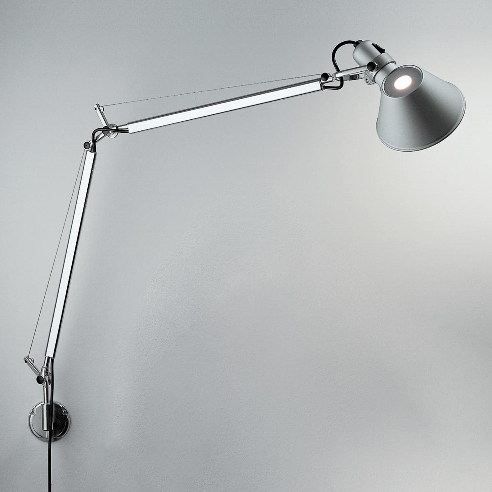Artemide Tolomeo Mini - designové nástěnné světlo