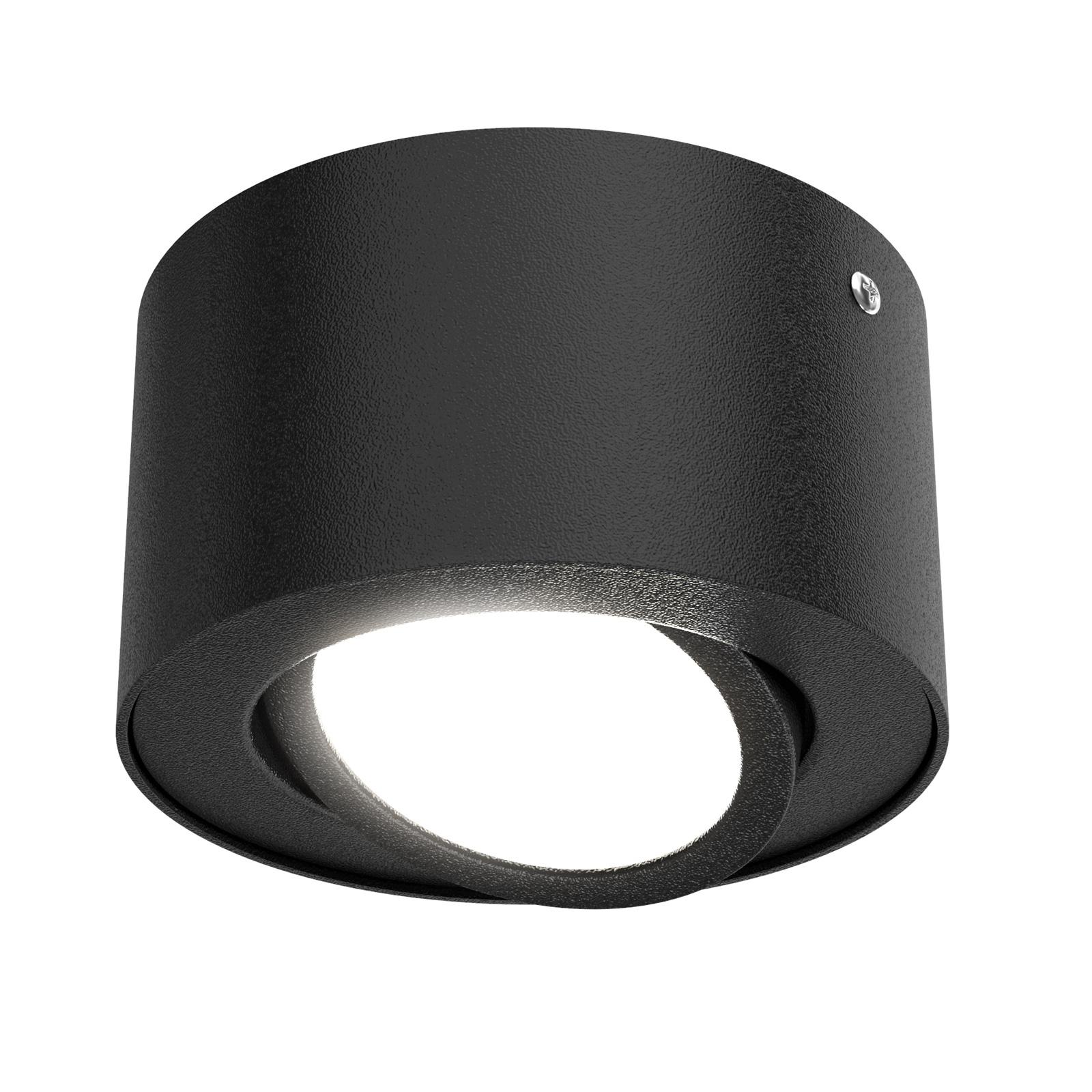 Spot sufitowy LED Tube 7121-015 czarny