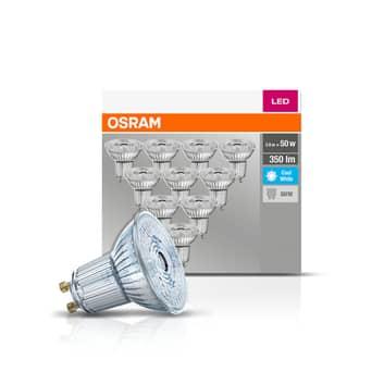 OSRAM LED-reflektor GU10 4,3 W 4000K 350 lm