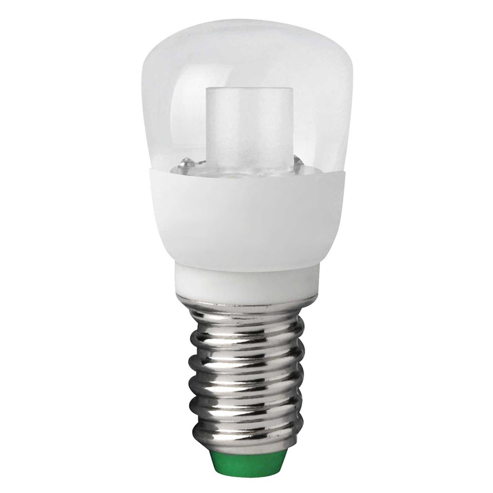Lampadina frigo LED 828 2W E14 MEGAMAN Classic