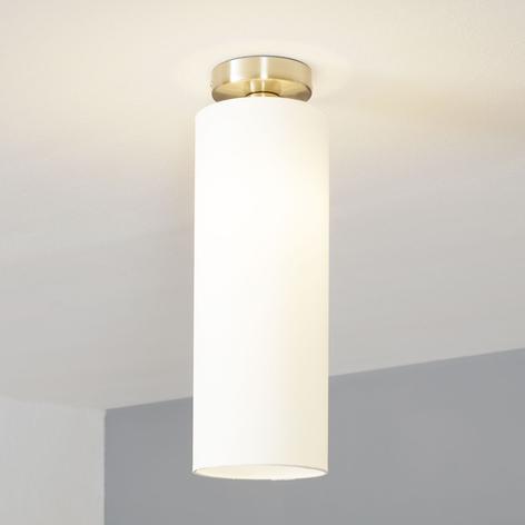 Lucande Patrik taklampe av tekstil Ø15cm