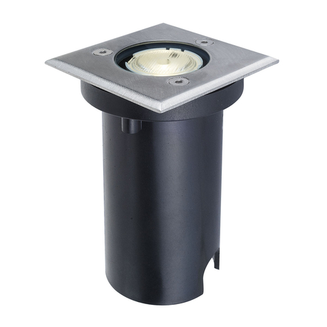 Foco LED empotrable en suelo Kenan IP65 49 lm