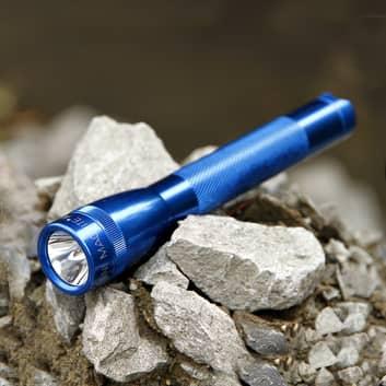Mini-Maglite 2AA-Cell praktisk lommelygte, blå