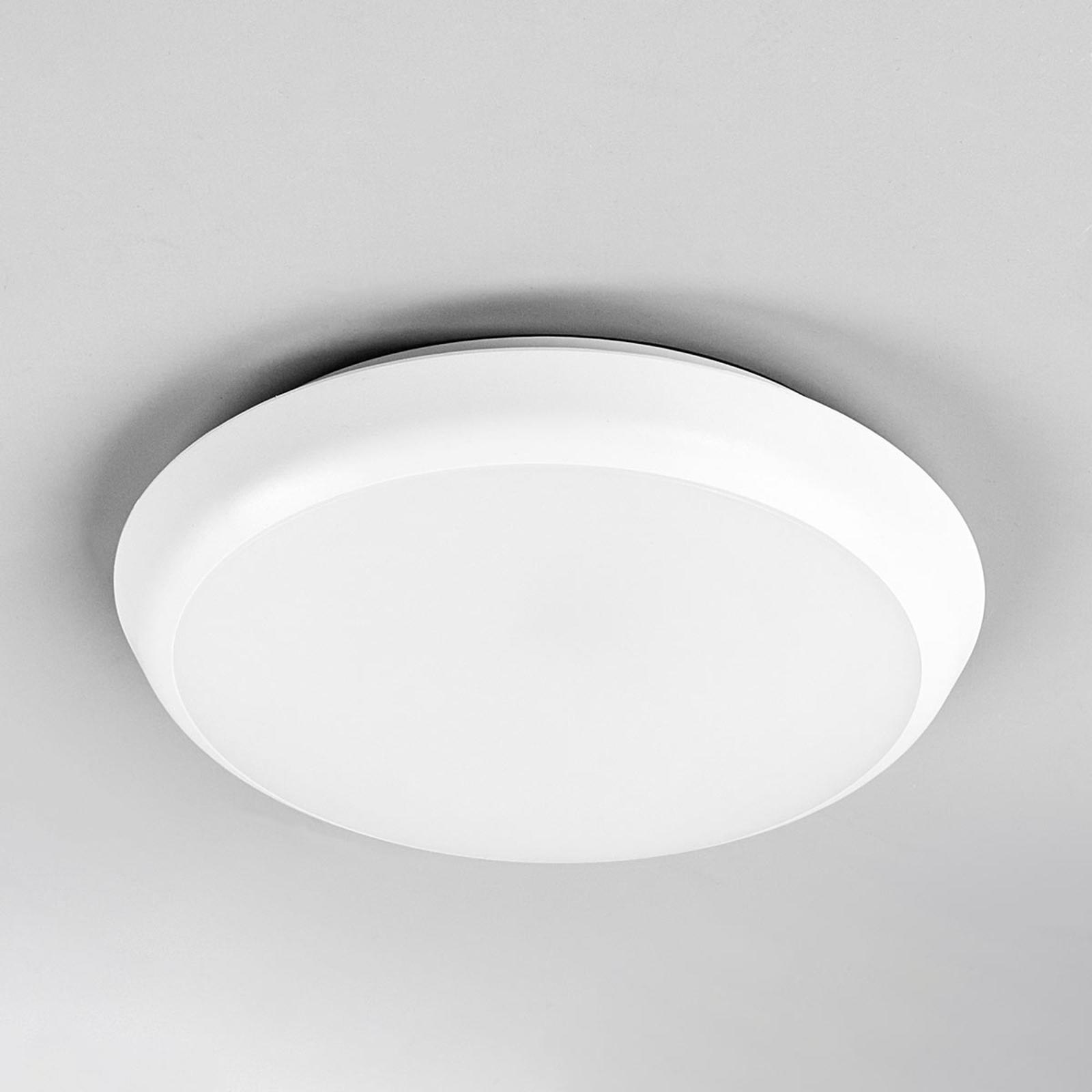 Rund LED-loftlampe Augustin, 20 cm