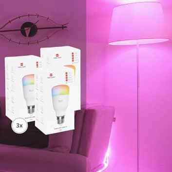 Yeelight Smart LED žárovka Color RGBW sada 3ks