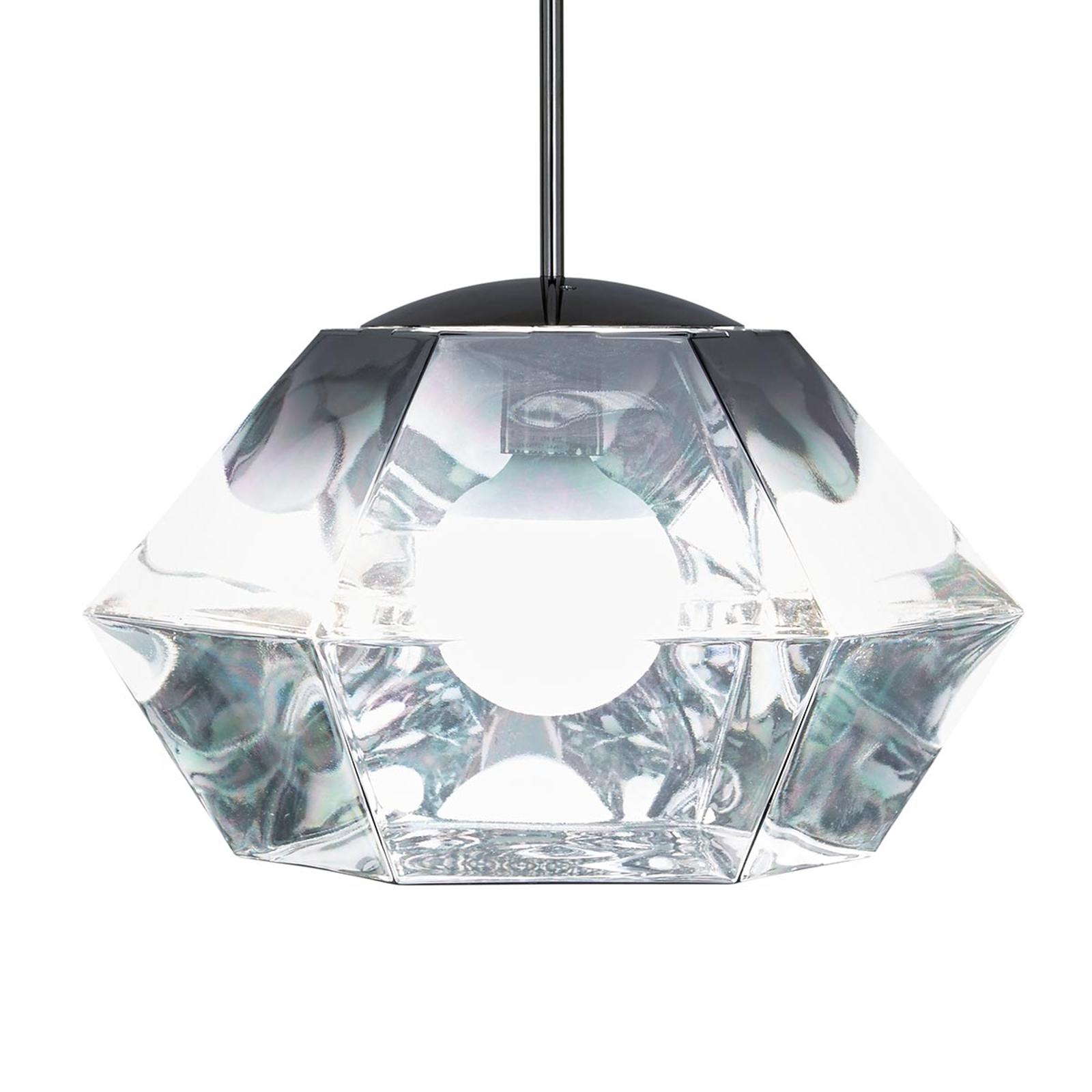 Acquista Affascinante lampada sospensione Cut Short, cromo