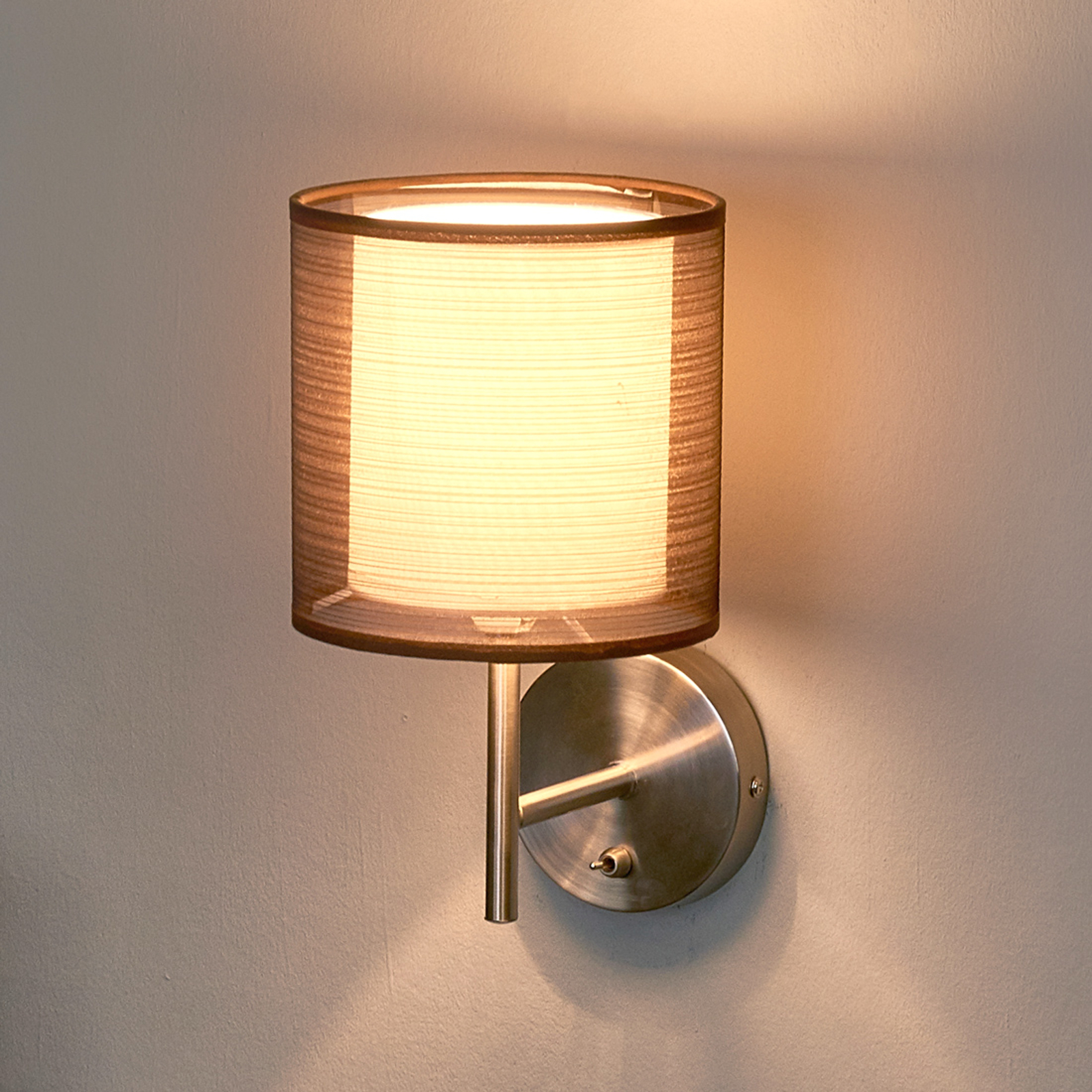 Nica wall light in brown_4018016_1