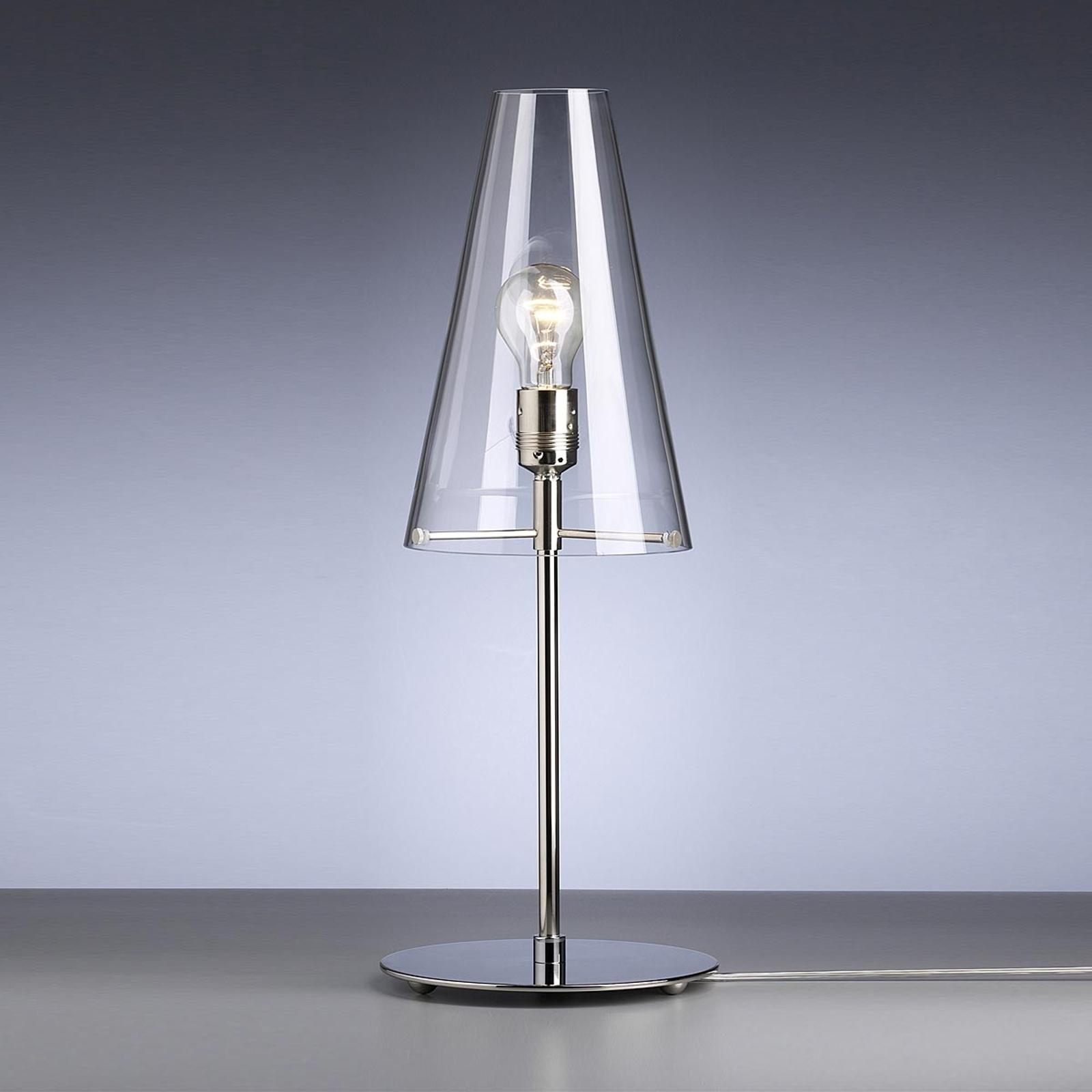 Tafellamp van Walter Schnepel, helder