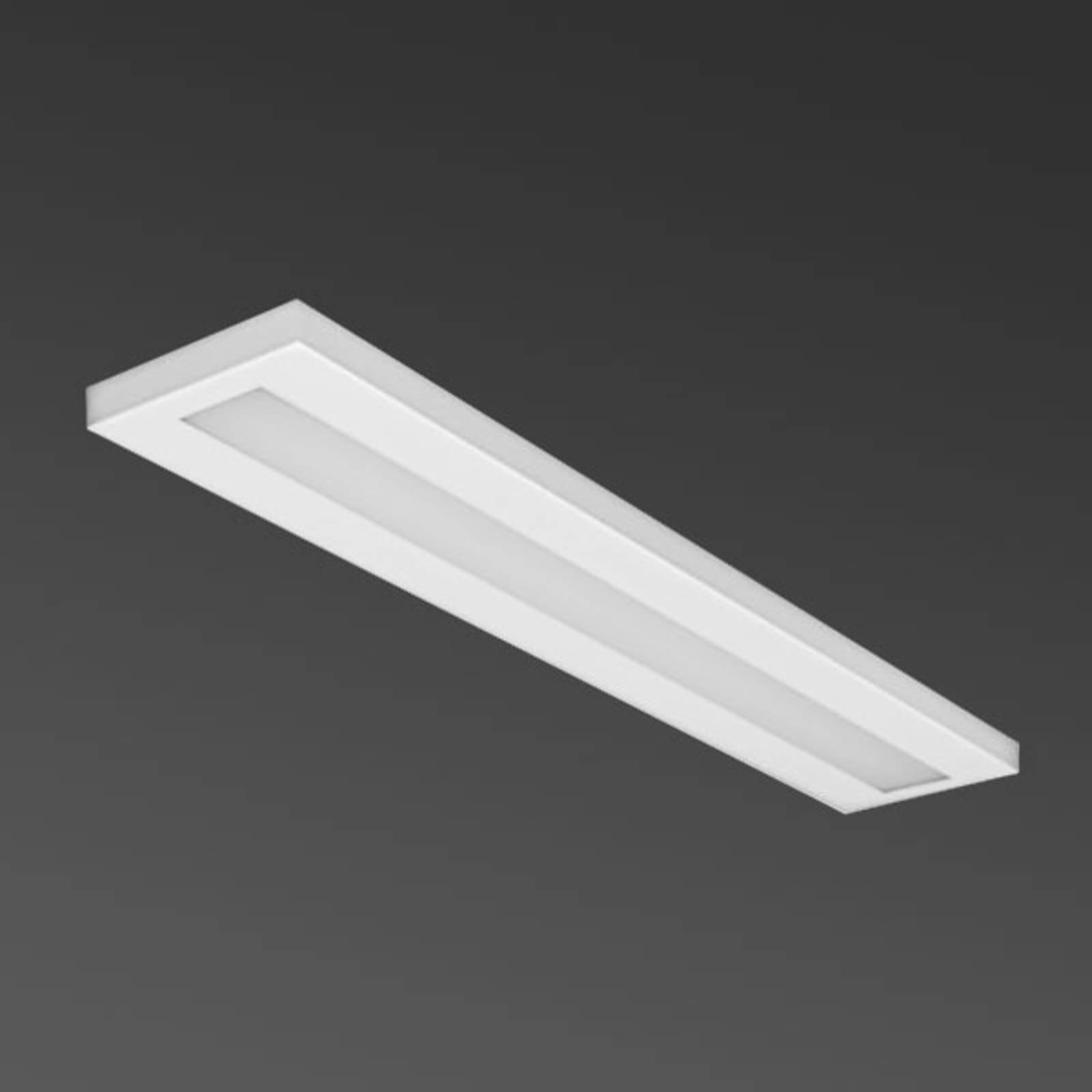 Applique LED en blanc, rectangulaire 48W 3000K