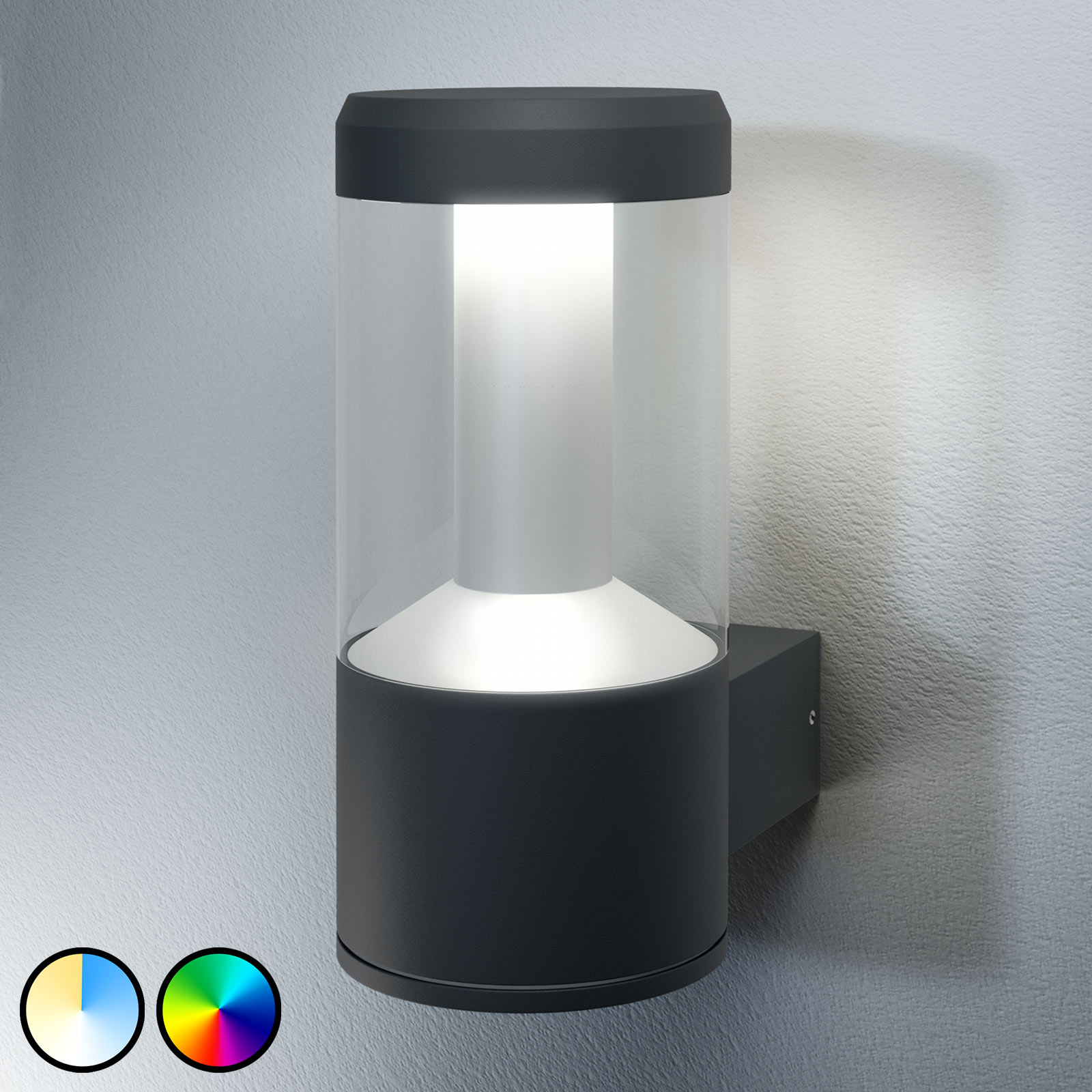 LEDVANCE SMART+ Bluetooth Modern Lantern applique