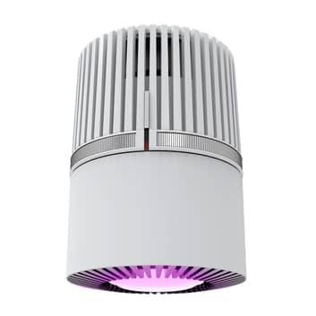 AwoX SafeLIGHT rökdetektor + Color GU10 LED-lampa