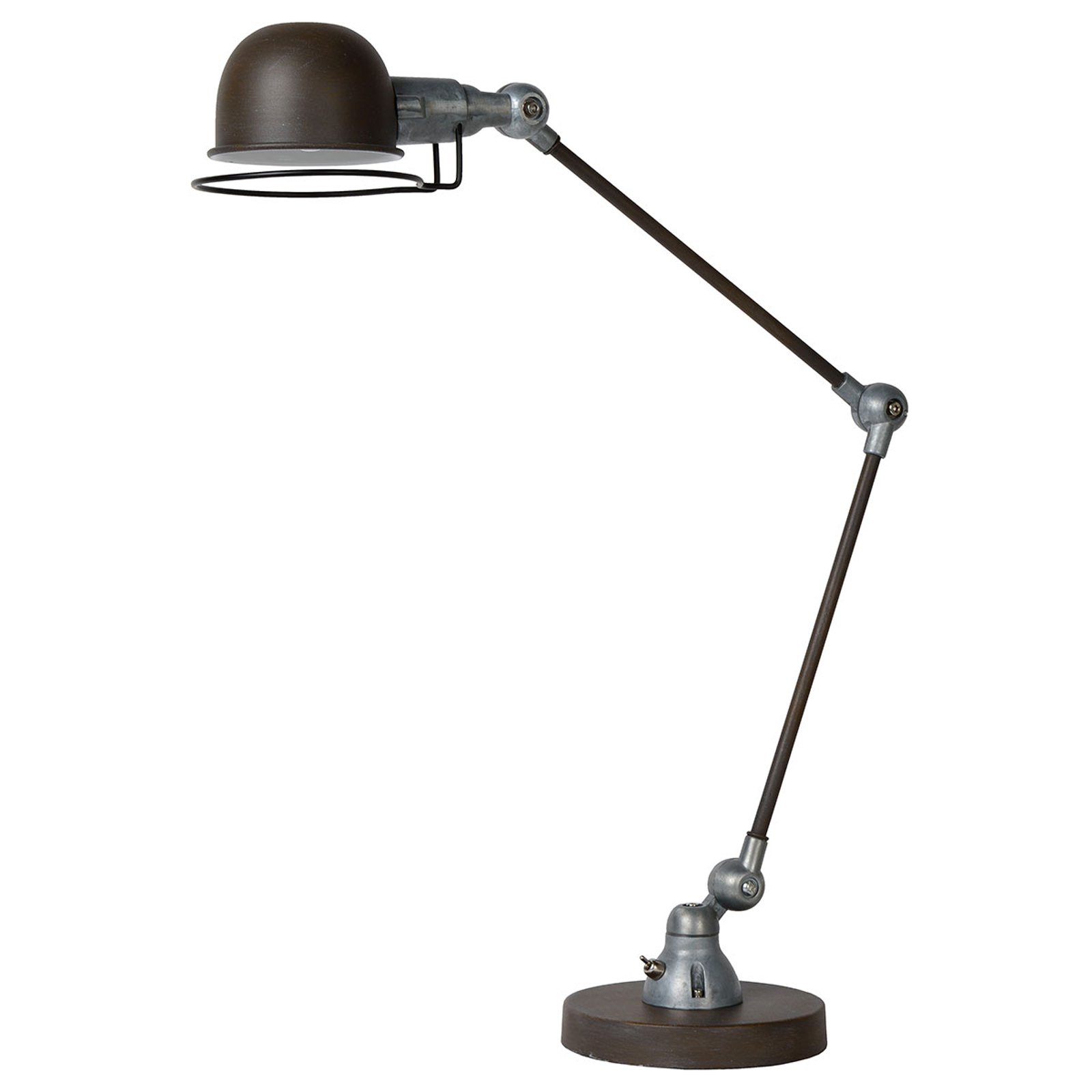Bureaulamp Honore in Industrial-look