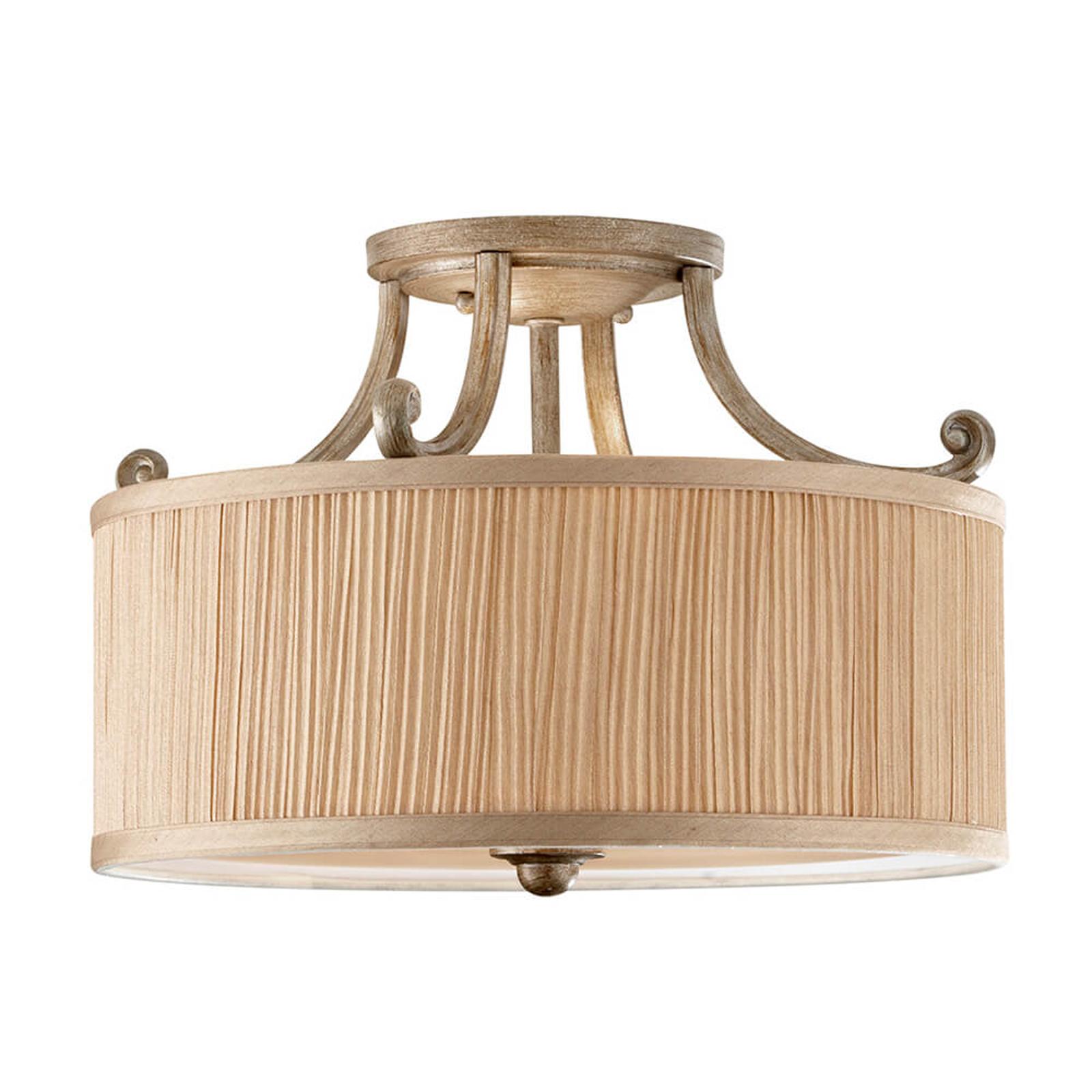 Stylowa lampa sufitowa Abbey