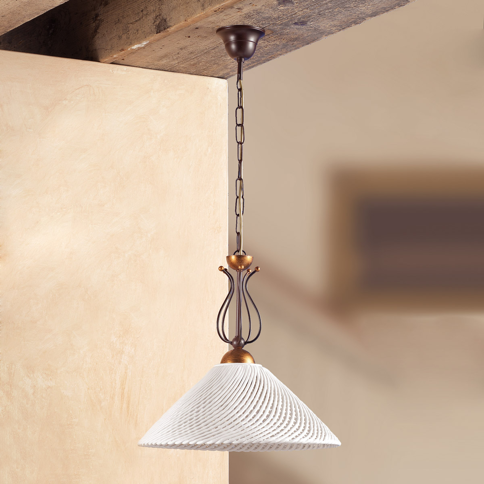 Stijlvolle hanglamp RETINA