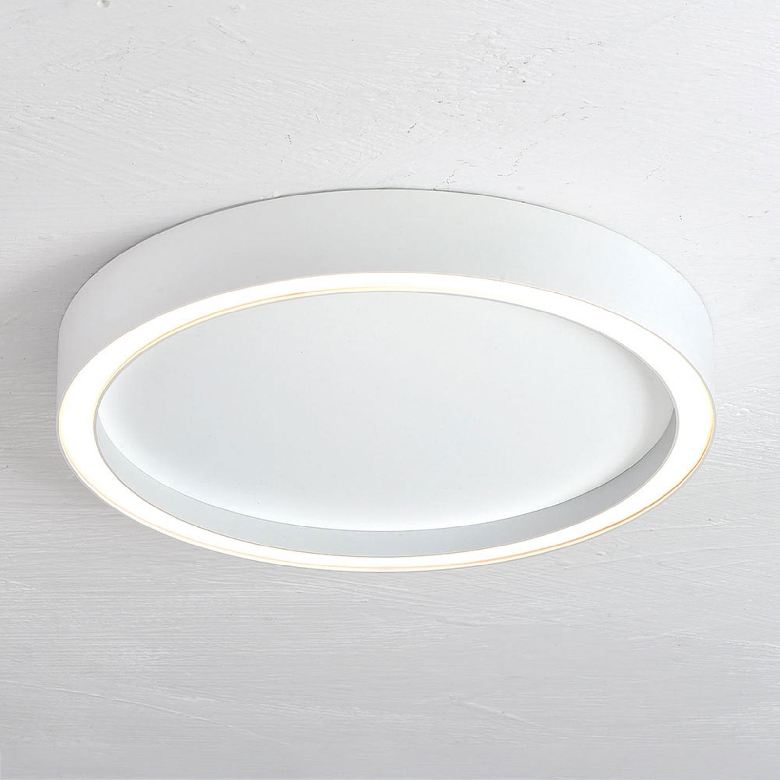 Bopp Aura LED-taklampe Ø 40cm hvit/hvit