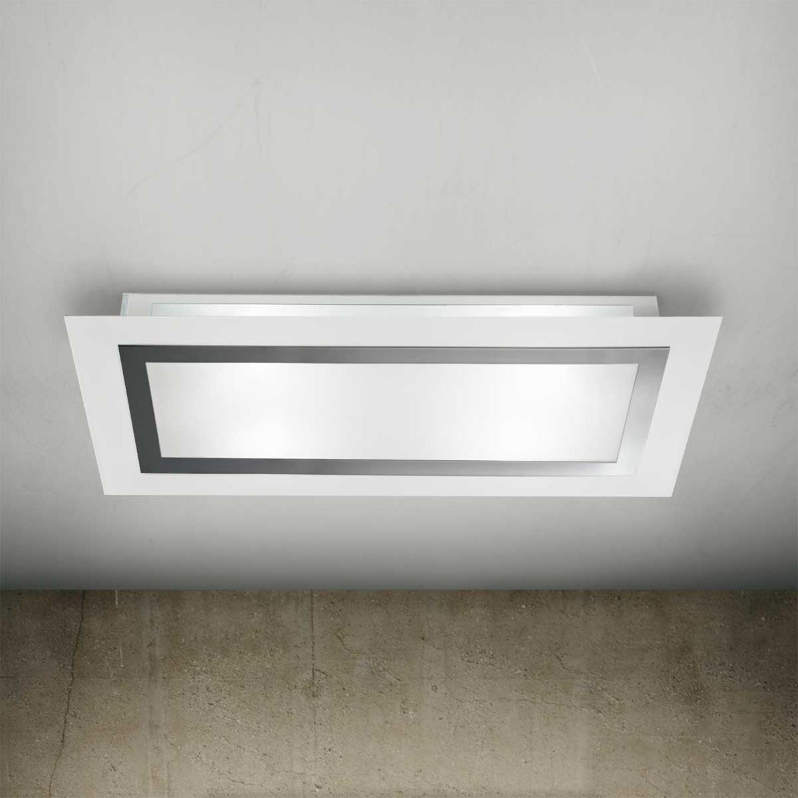 Stylowa lampa sufitowa FRAME 8155, E27 73 cm