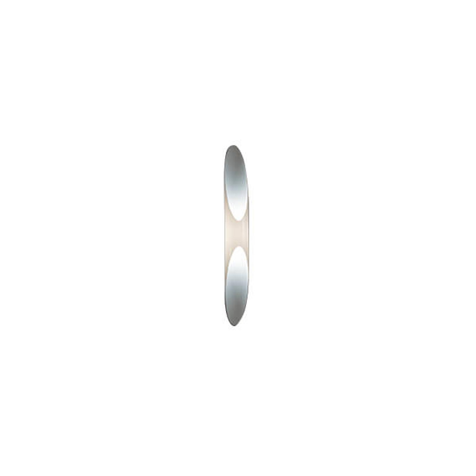 Kundalini Shakti - Wandleuchte weiß, 80 cm