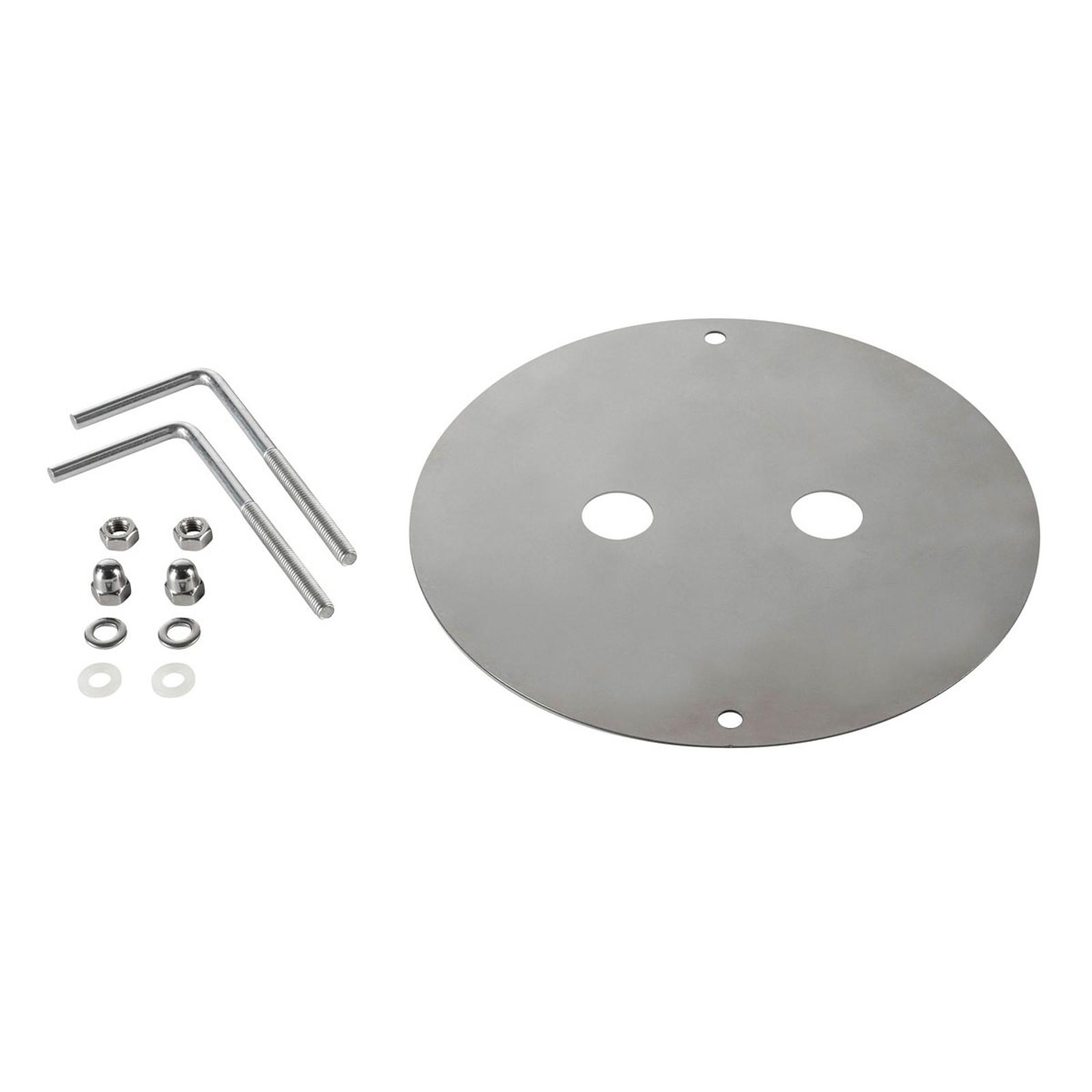 SLV Rox Acryl Betonanker für Sockel-/Wegeleuchten