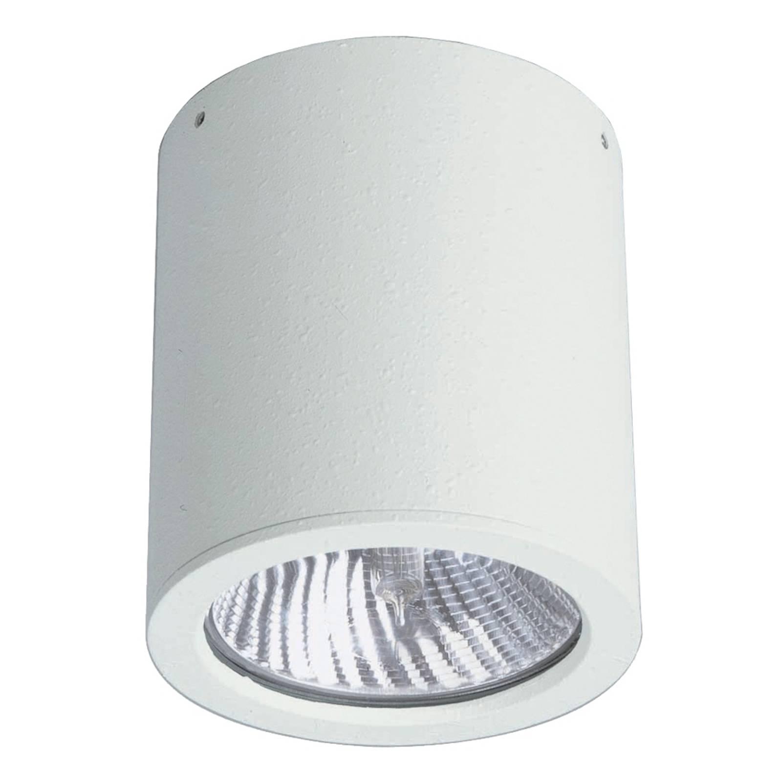 Reflektor sufitowy zewnętrzny Gavino biały