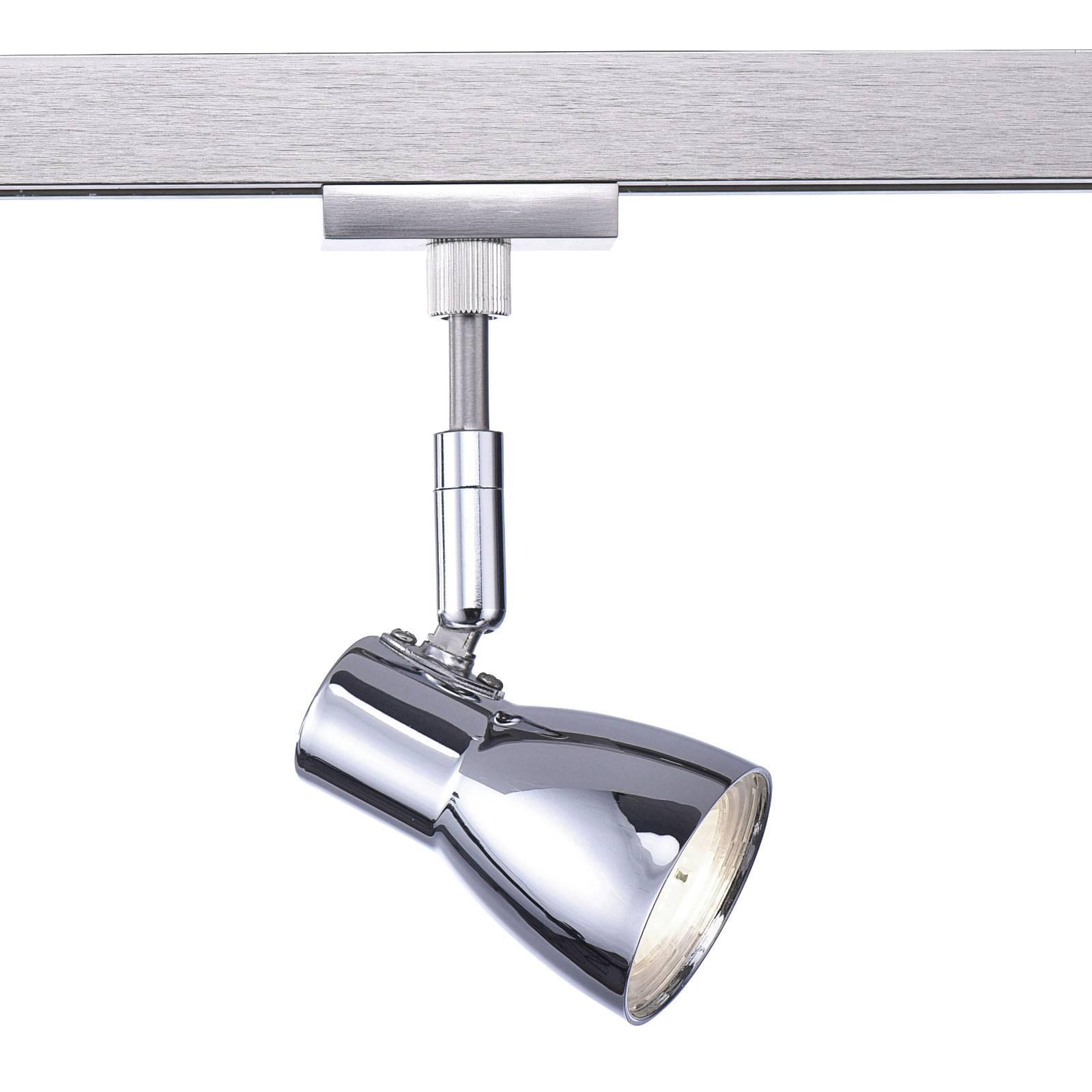 LED spot 70003 HV-Track 4, chroom, 3,9W, 300lm
