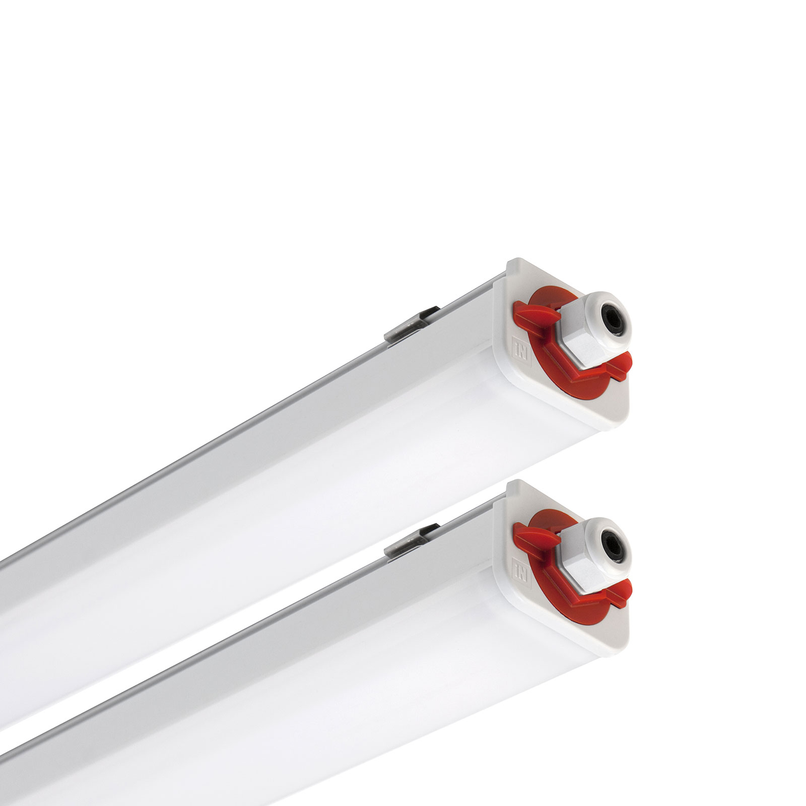 Plafoniera LED Norma+120 CL, 45W 6.795lm 120cm