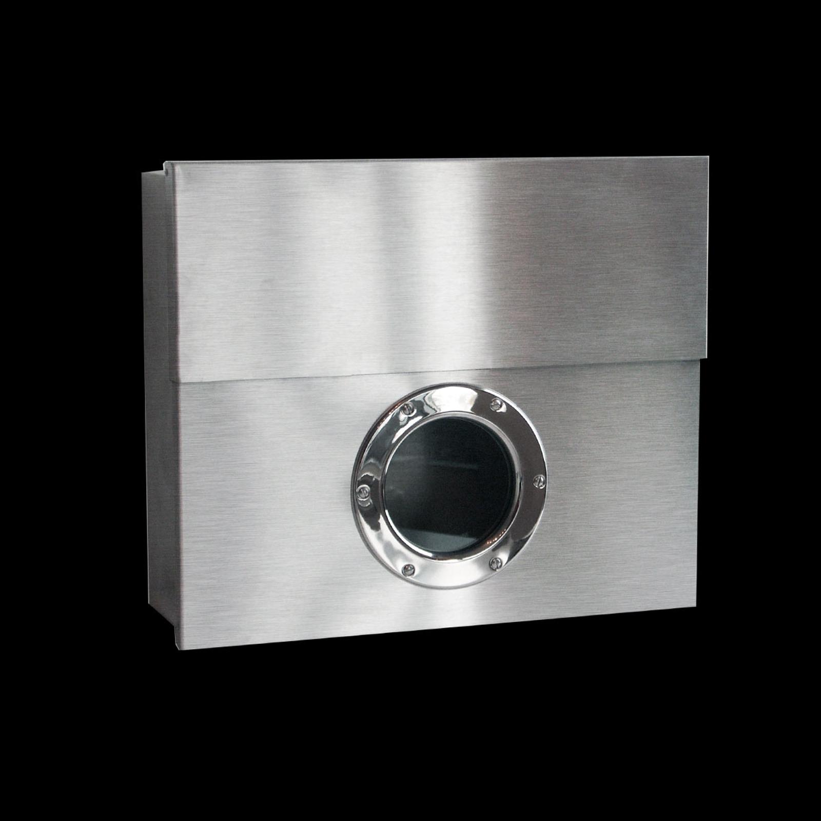 Letterman XXL stainless steel letterbox_1057053_1
