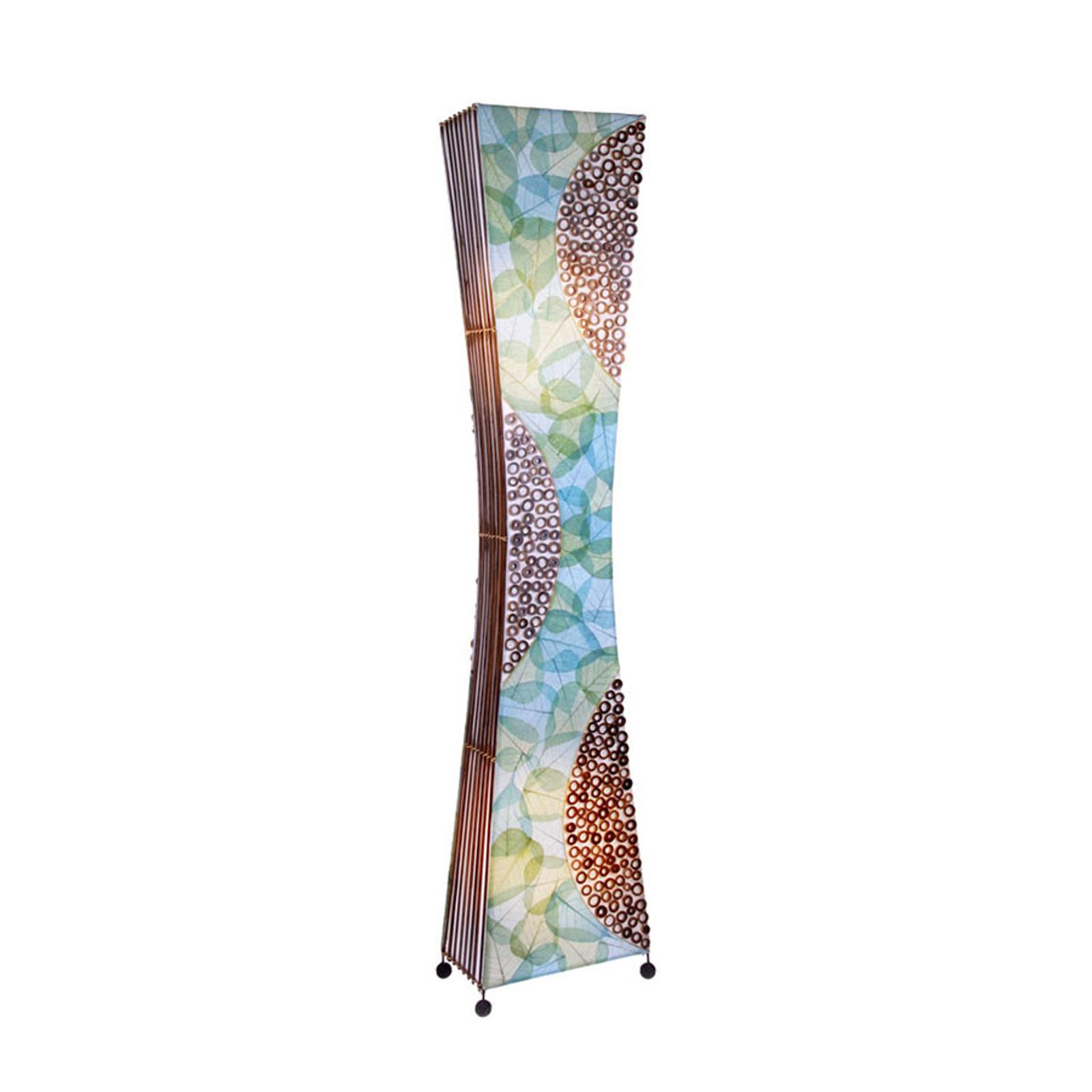 Stehleuchte Talia, handgefertigt, 150 cm
