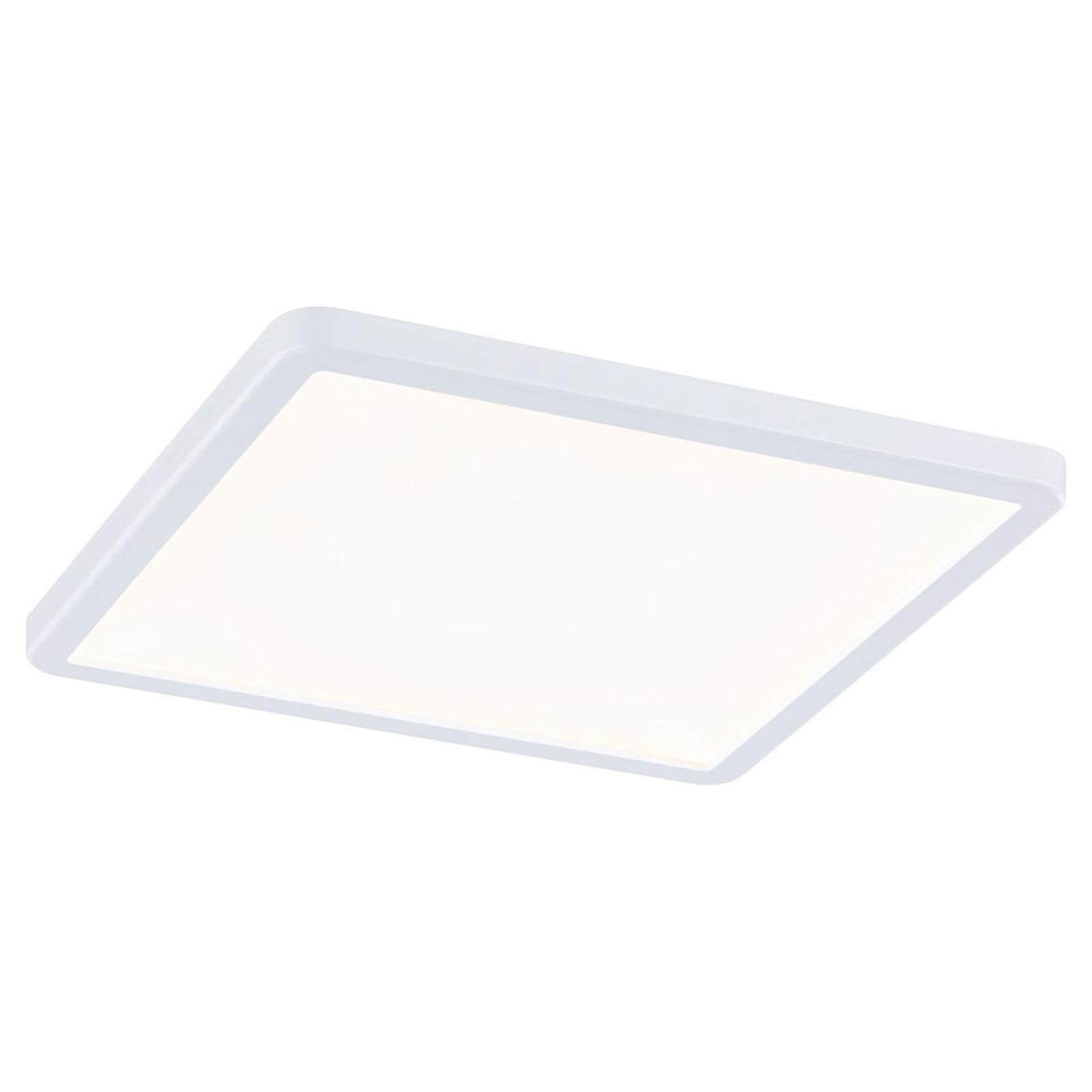 Paulmann LED-Panel Areo 3.000K eckig 17,5 cm weiß