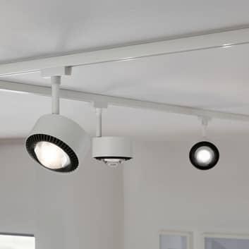 Paulmann Aldan URail LED-Spot weiß/schwarz