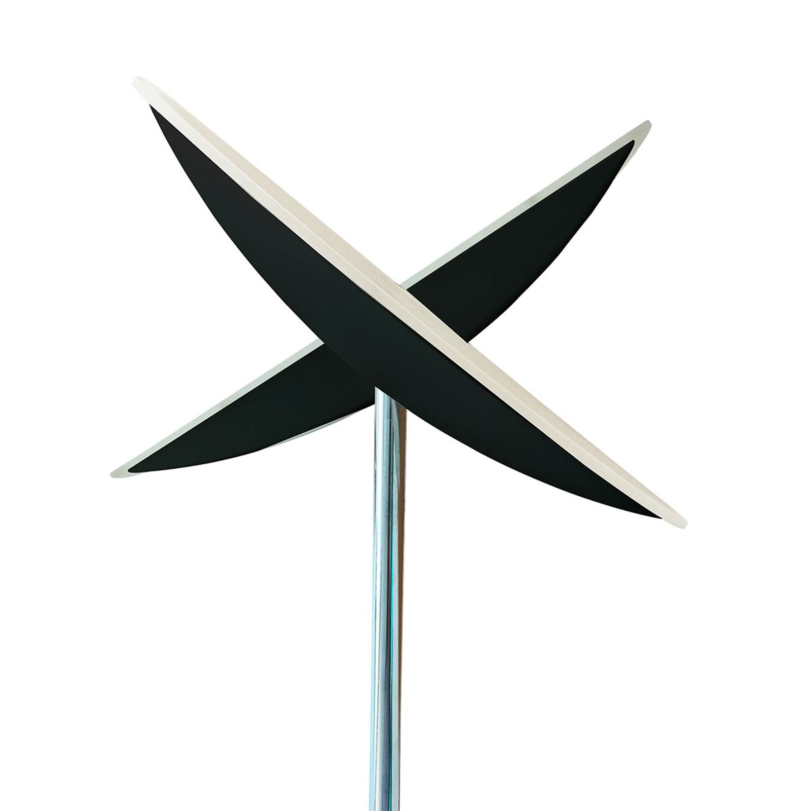 Kitel 79 LED-Deckenfluter mit geteiltem Schirm