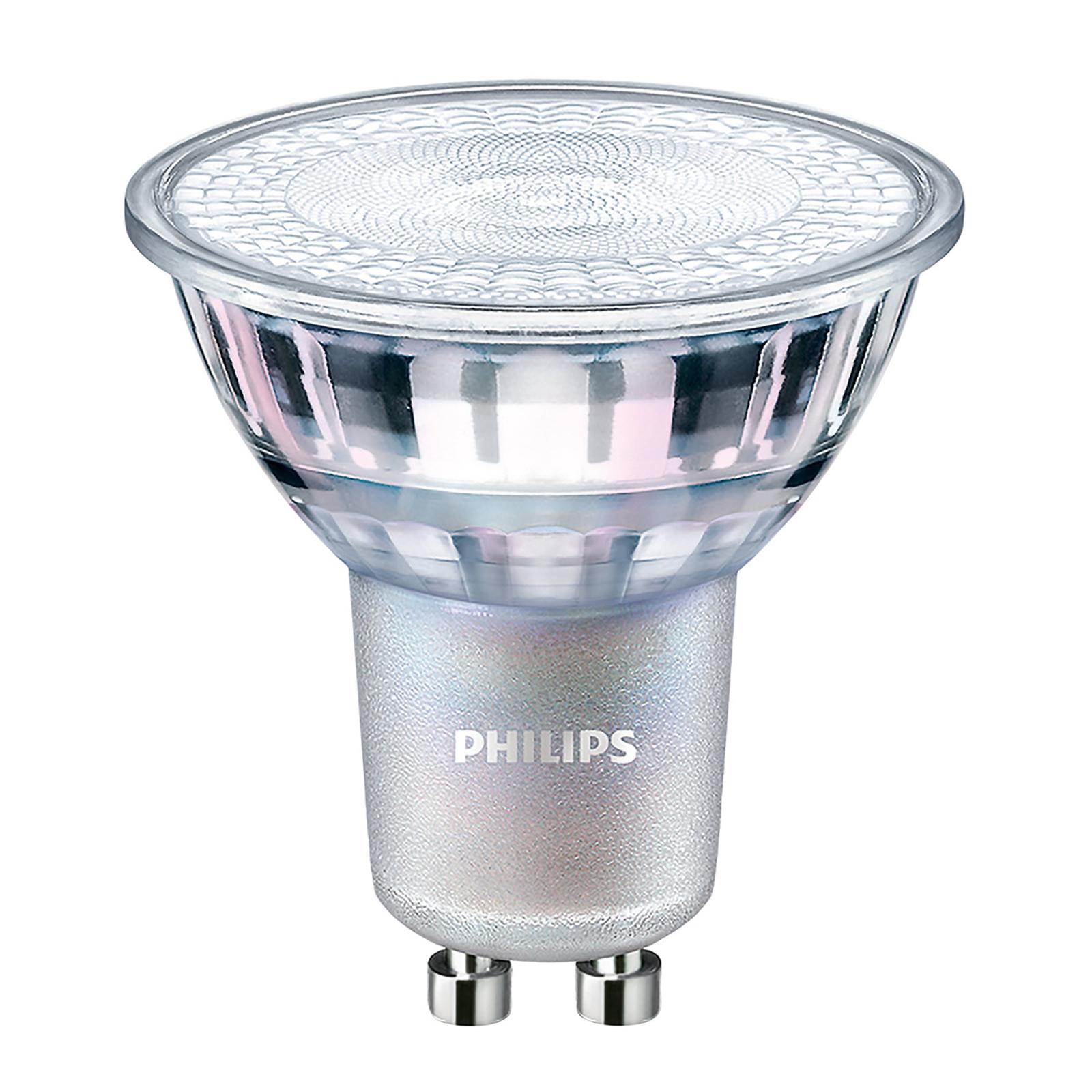 LED Reflektor GU10 4,9W Master Value 927