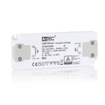 AcTEC Slim LED ovladač CV 24V, 20W