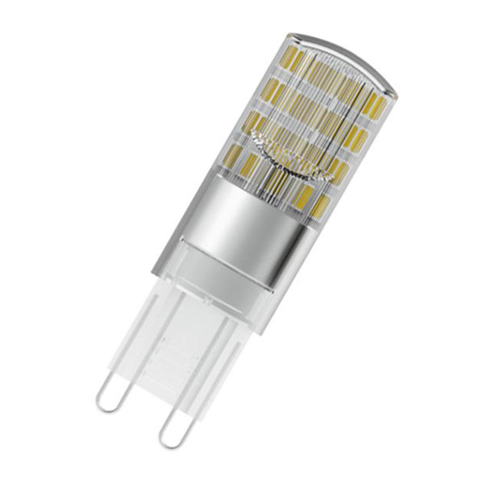 OSRAM LED-Stiftsockellampe G9 2,6W 2.700K klar 3er