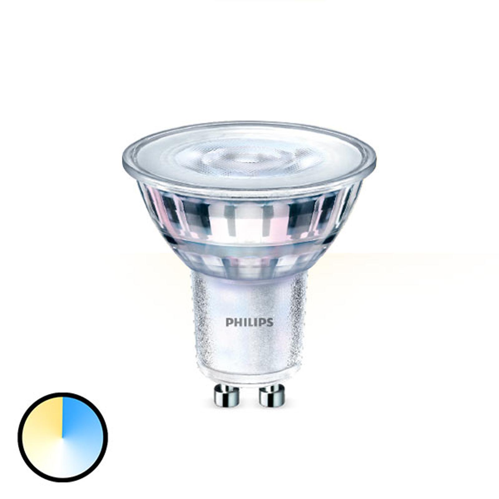 Philips SceneSwitch LED-Reflektor GU10 4,6W
