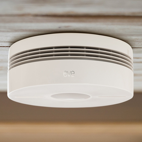 Eve Smoke Smart Home Rauchmelder