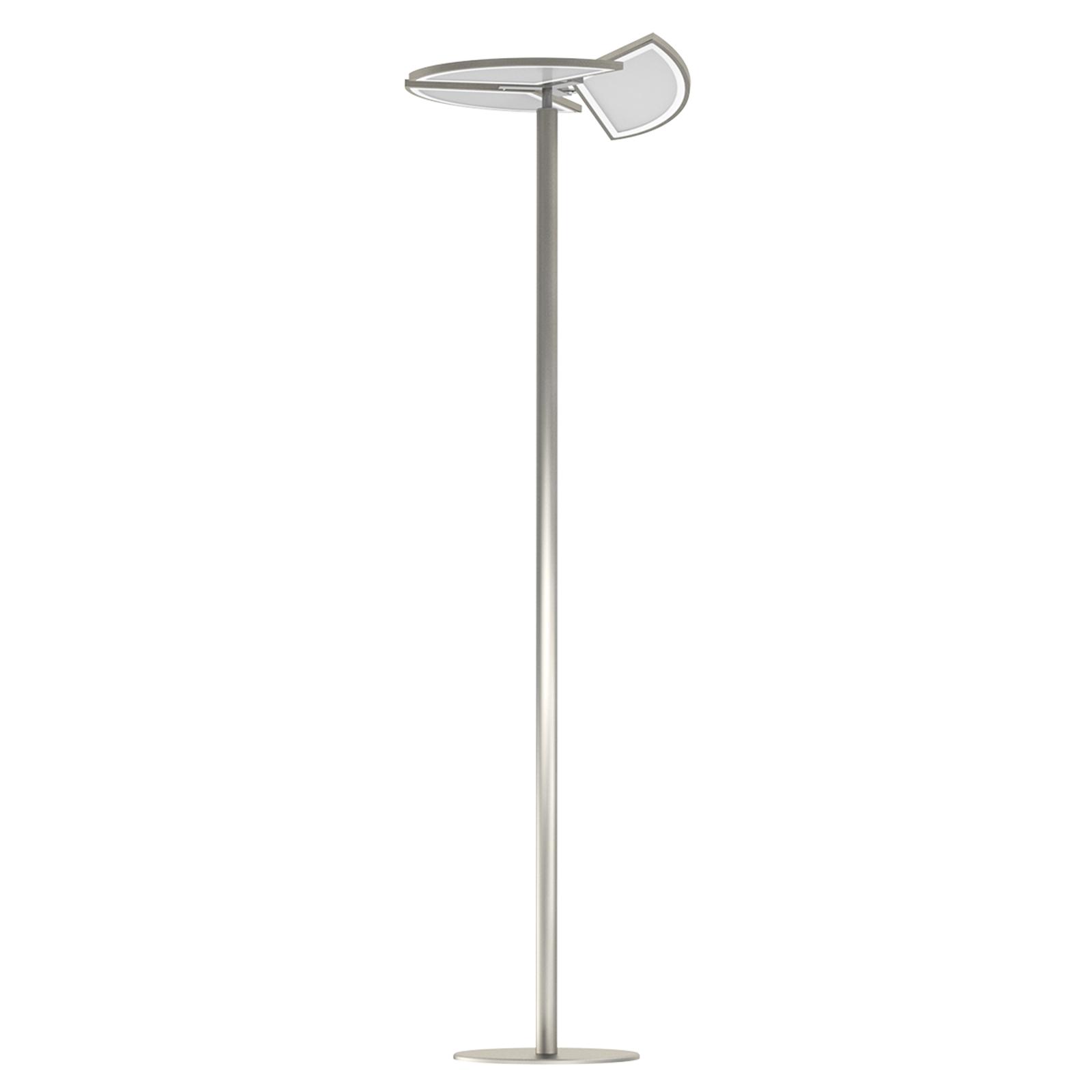 Moderní stojací LED lampa Movil, Color Control