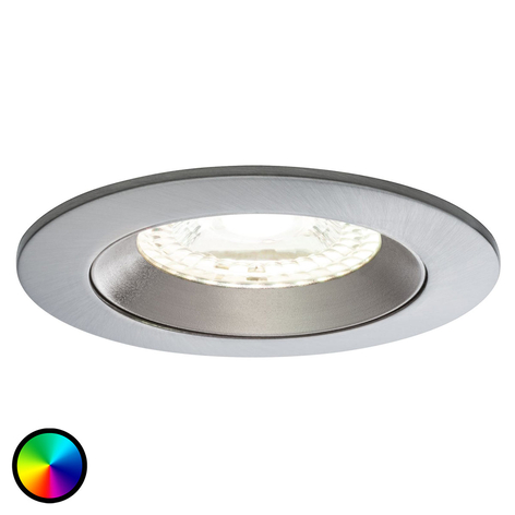 Paulmann Smart Friends LED-inbyggnadsspot Lens 3
