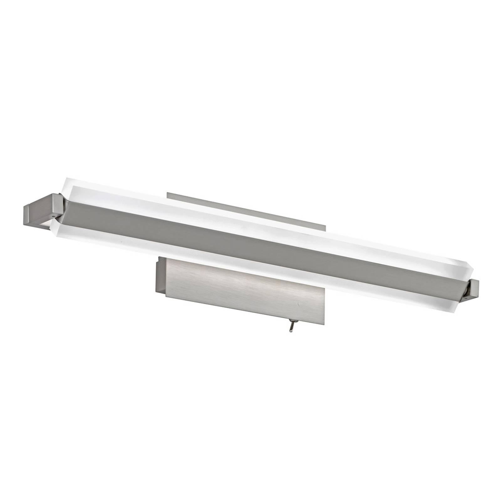 LED-Wandleuchte Turn mit Schalter, 46 cm