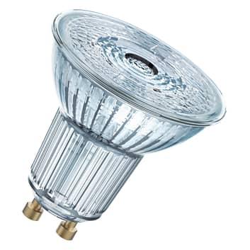 OSRAM LED riflettore GU10 6,9W, bianco neutro 36°