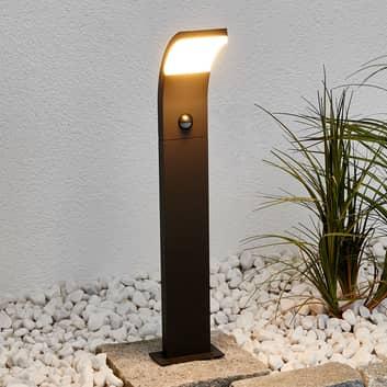 Lampioncino LED Timm, sensore di movimento, 60 cm