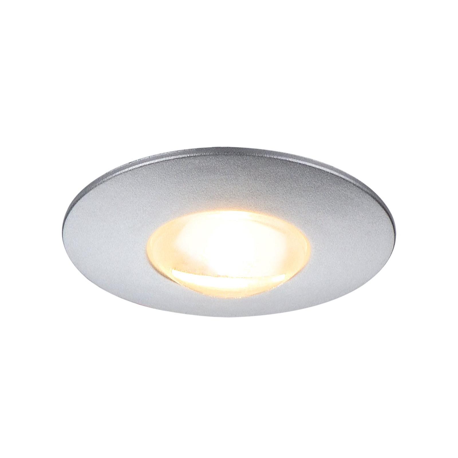 Spot encastré LED DEKLED, LED blanc chaud