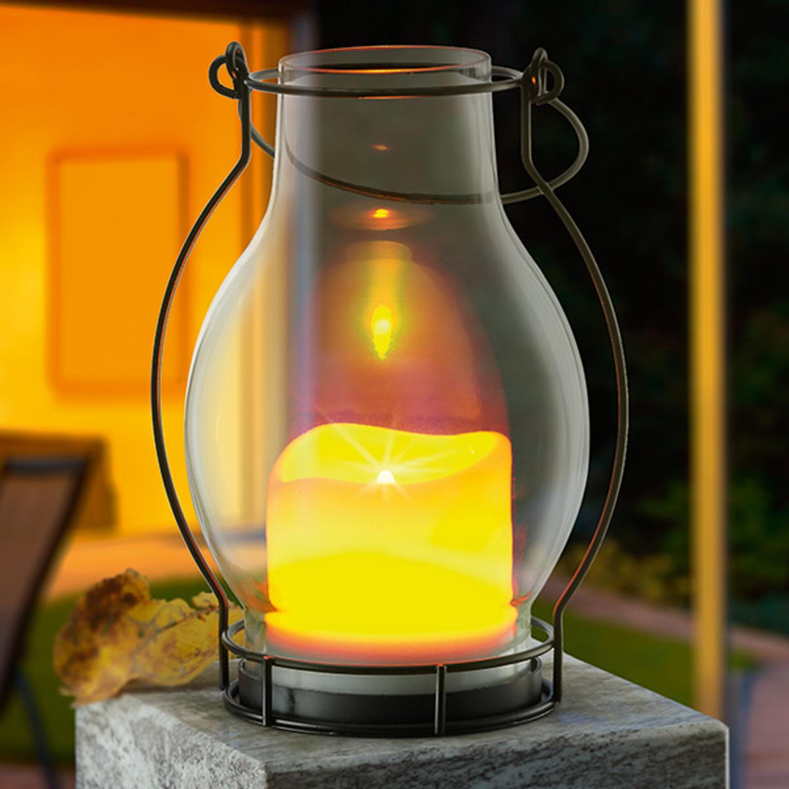 Lámpara solar LED efectiva Deko Dream IP44