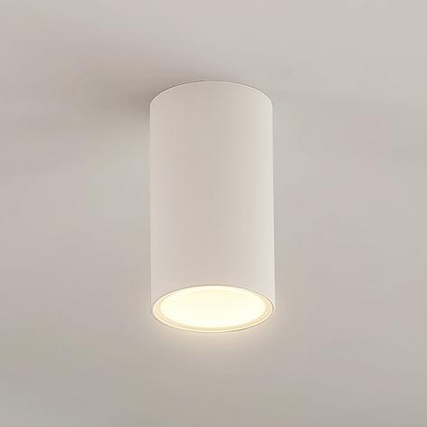 Arcchio Olivir downlight, okrągły, GU10, biały